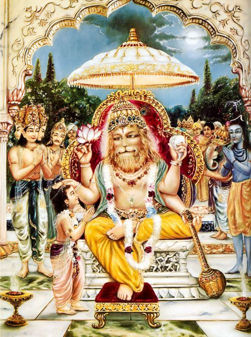 Something we all forget about Narasimha Perumal