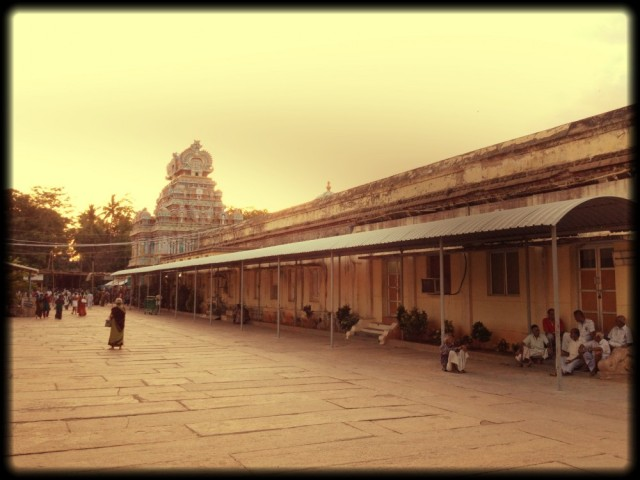 Sri Rangam Temple